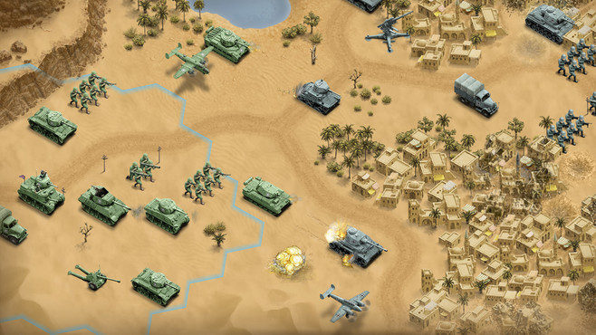 1943 Deadly Desert Screenshot 6