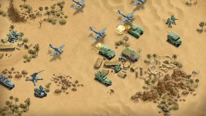 1943 Deadly Desert Screenshot 7