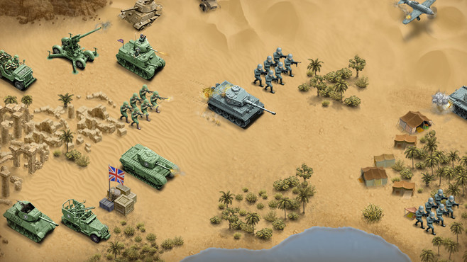 1943 Deadly Desert Screenshot 10
