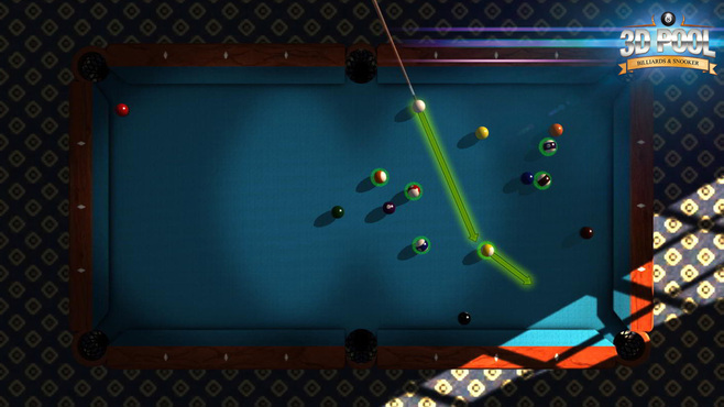 3D Pool - Billiards & Snooker Screenshot 1
