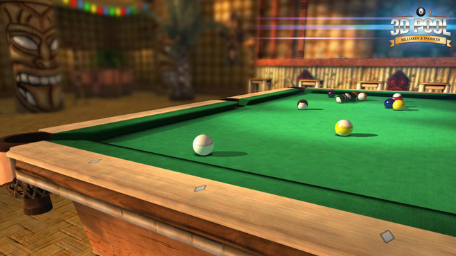 3D Pool - Billiards & Snooker Screenshot 3