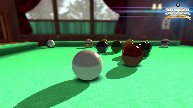 3D Pool - Billiards & Snooker Screenshot 6