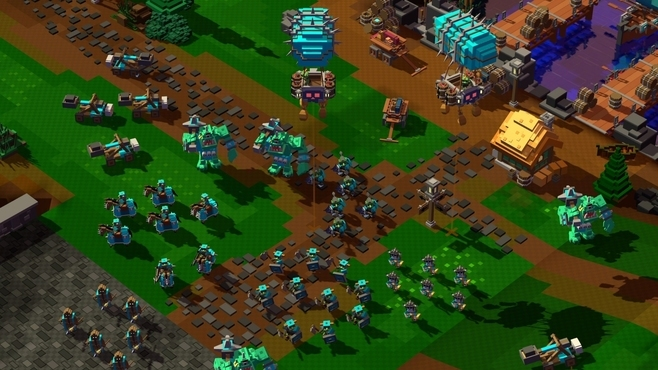 8-Bit Hordes Screenshot 21