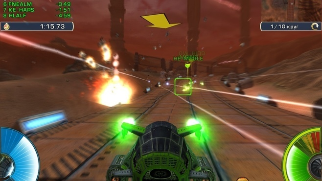 A.I.M. Racing Screenshot 2