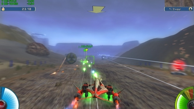 A.I.M. Racing Screenshot 7