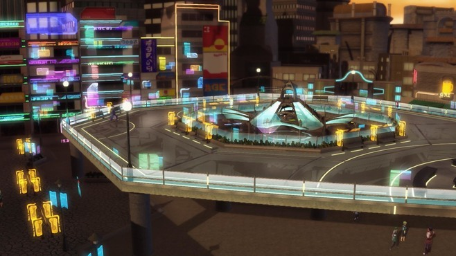 Accel World VS. Sword Art Online Deluxe Edition Screenshot 2