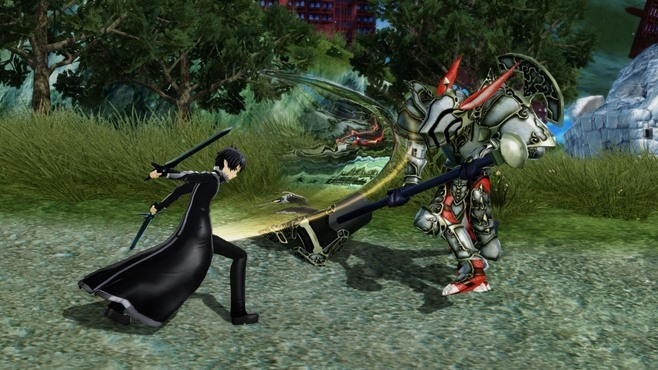Accel World VS. Sword Art Online Deluxe Edition Screenshot 6