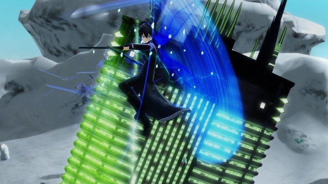 Accel World VS. Sword Art Online Deluxe Edition Screenshot 8