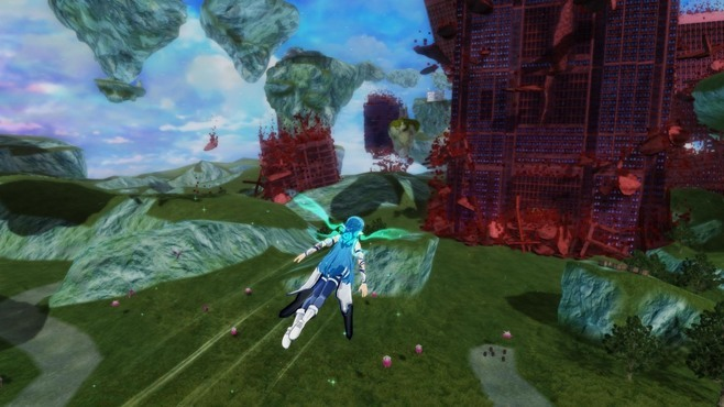 Accel World VS. Sword Art Online Deluxe Edition Screenshot 10