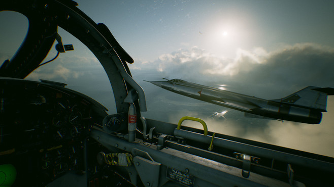 ACE COMBAT 7: SKIES UNKNOWN Deluxe Edition Screenshot 1