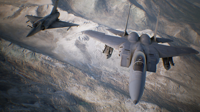 ACE COMBAT 7: SKIES UNKNOWN Deluxe Edition Screenshot 9