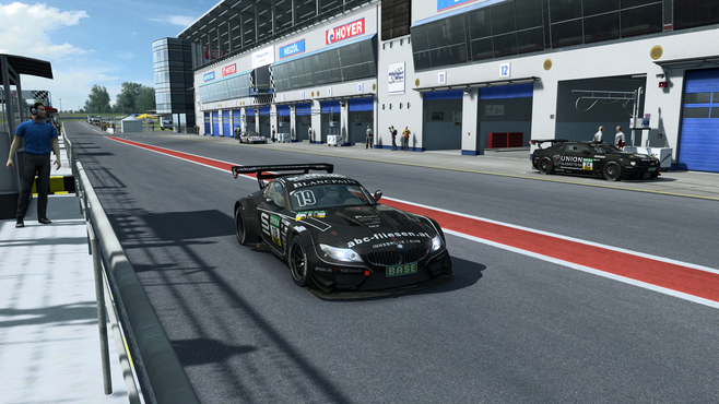 ADAC GT Masters Experience 2014 Screenshot 3