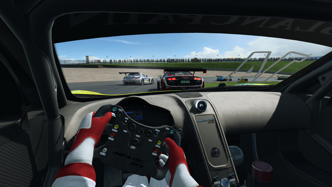 ADAC GT Masters Experience 2014 Screenshot 4