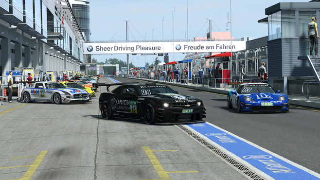 ADAC GT Masters Experience 2014 Screenshot 9