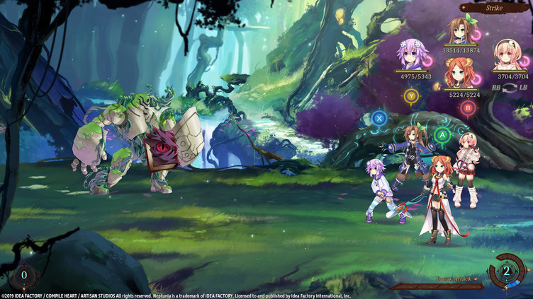 Super Neptunia RPG - Additional Party Members Set DLC Screenshot 1