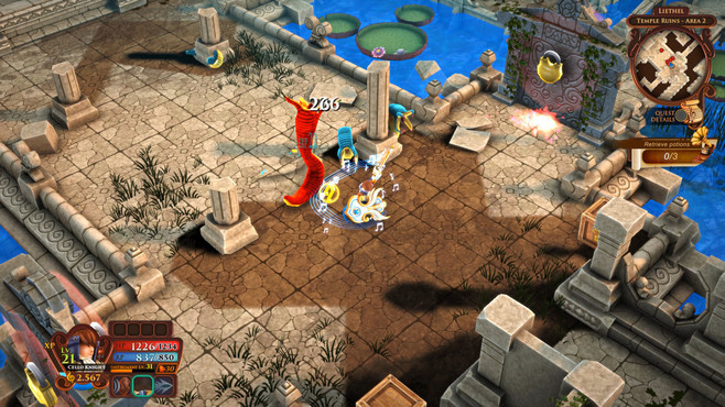 AereA Screenshot 3