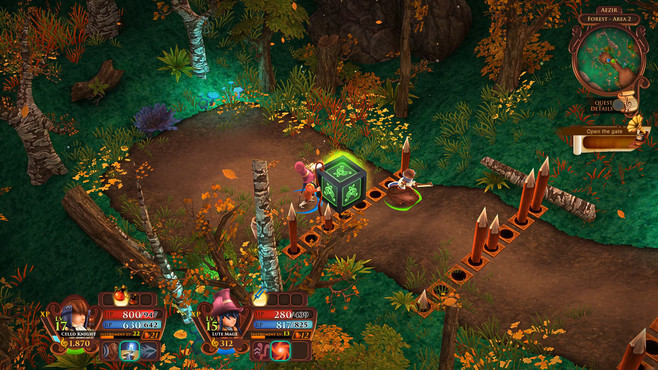 AereA: Deluxe Edition Screenshot 4