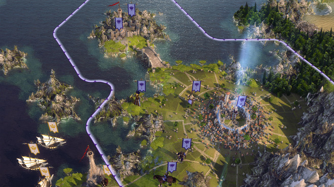 Age of Wonders III Deluxe Edition Screenshot 1