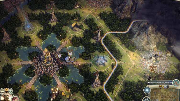 Age of Wonders III - Deluxe Edition DLC Screenshot 1