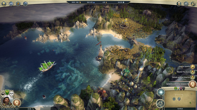 Age of Wonders III - Golden Realms Expansion Screenshot 8