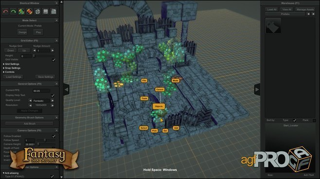 Axis Game Factory's AGFPRO + ZOMBIE + FANTASY + BATTLEMAT Screenshot 3