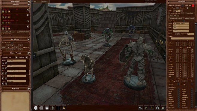 Axis Game Factory's AGFPRO + ZOMBIE + FANTASY + BATTLEMAT Screenshot 6