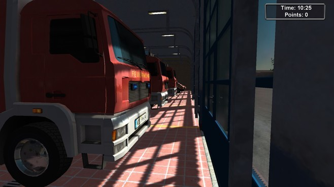 Airport Fire Department - The Simulation Screenshot 1
