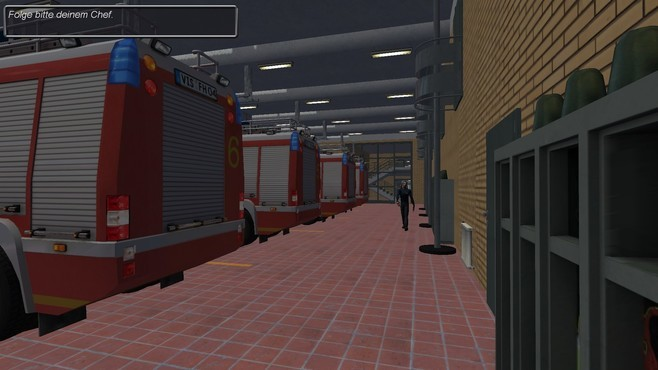 Airport Fire Department - The Simulation Screenshot 2