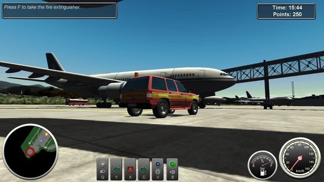 Airport Fire Department - The Simulation Screenshot 5