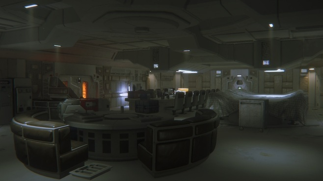 Alien: Isolation - The Trigger Screenshot 2