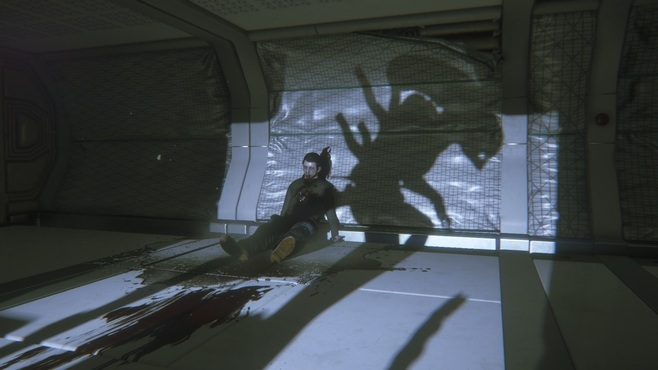 Alien: Isolation - The Trigger Screenshot 3