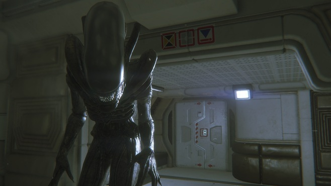 Alien: Isolation - The Trigger Screenshot 4