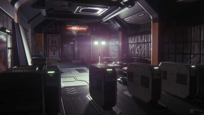 Alien: Isolation - The Trigger Screenshot 5