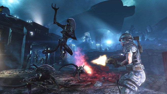 Aliens: Colonial Marines Collection Screenshot 1