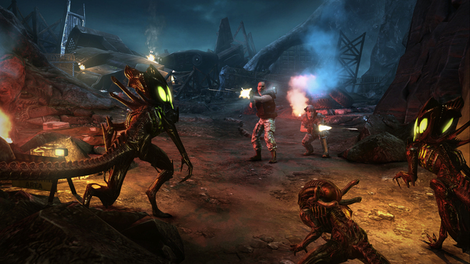 Aliens: Colonial Marines Collection Screenshot 6