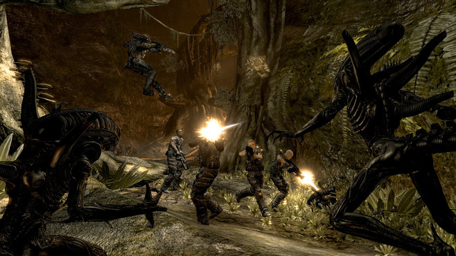 Aliens vs Predator™ Screenshot 3