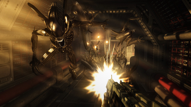 Aliens vs Predator™ Screenshot 5