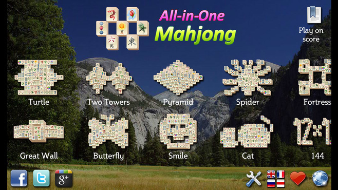 All-in-One-Mahjong Screenshot 3
