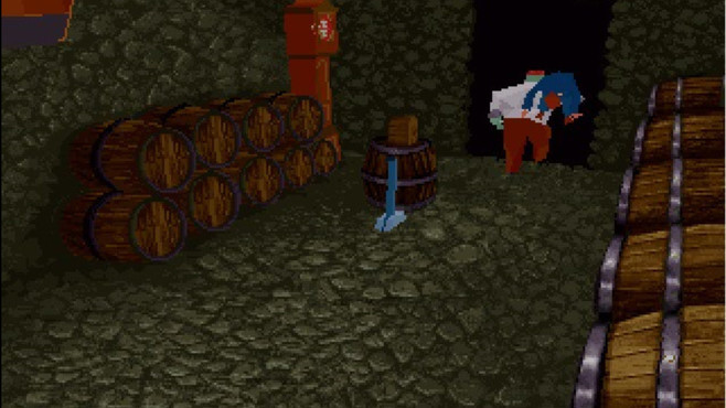 Alone in the Dark Anthology Screenshot 7