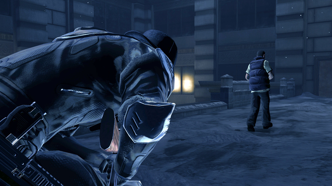 Alpha Protocol Screenshot 1