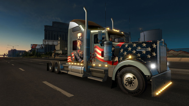American Truck Simulator Screenshot 2
