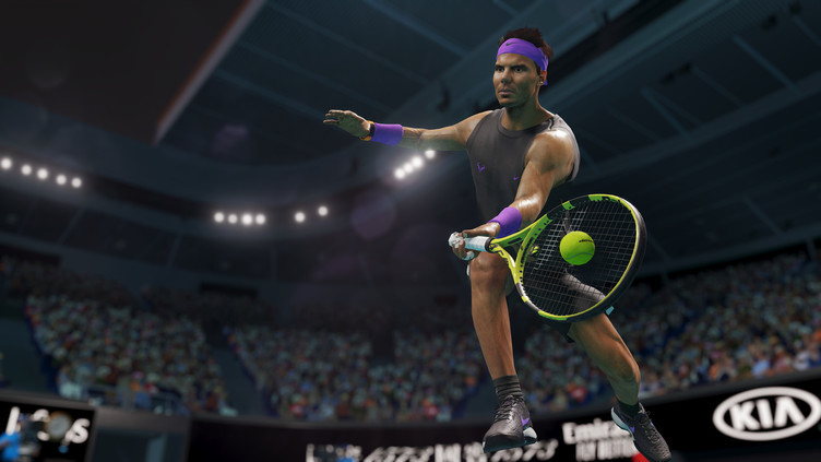 AO Tennis 2 Screenshot 2