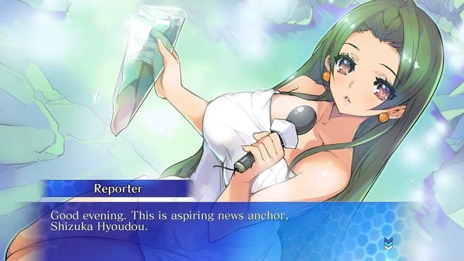 Arcana Heart 3 LOVE MAX!!!!! Screenshot 2