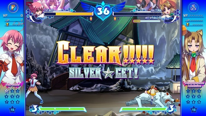Arcana Heart 3 LOVE MAX!!!!! Screenshot 5