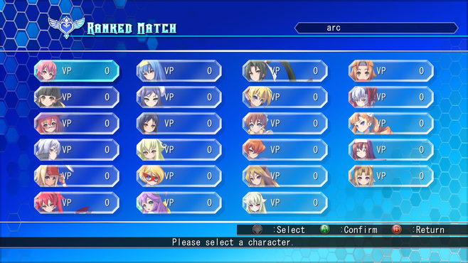Arcana Heart 3 LOVE MAX!!!!! Screenshot 9