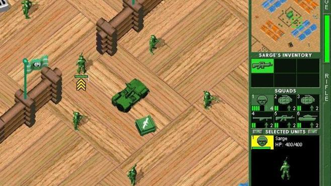 Army Men: Toys In Space Screenshot 13