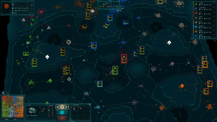 Ashes of the Singularity: Escalation - Hunter / Prey Expansion Screenshot 1