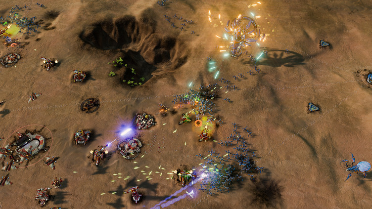 Ashes of the Singularity: Escalation - Hunter / Prey Expansion Screenshot 2