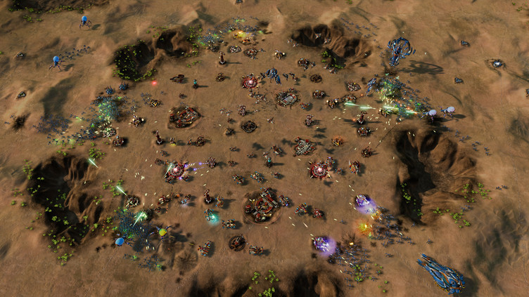 Ashes of the Singularity: Escalation - Hunter / Prey Expansion Screenshot 3
