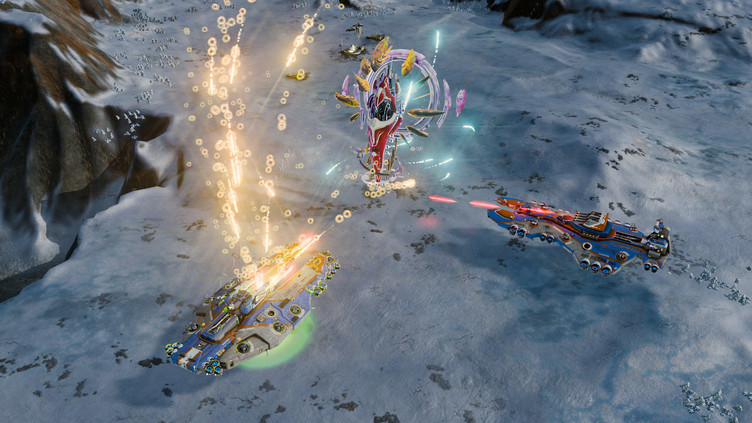 Ashes of the Singularity: Escalation - Hunter / Prey Expansion Screenshot 4